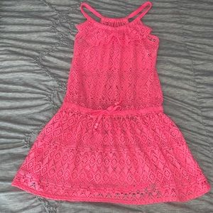 Justice Girls Cover Up size 12